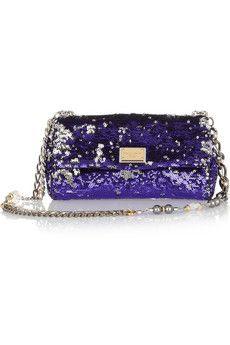 Dolce & Gabbana Sequined bag