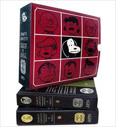 Peanuts Completo 1955 a 1958 - Caixa Especial. 2 Volumes - Livros na Amazon.com.br