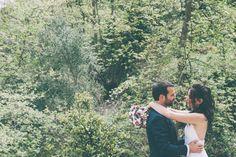 Rustic wedding in Crete photo: Christos Tsoumplekas