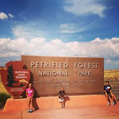 Petrified Forest in Arizona is on my list to see - Route 66 Destinations Road Trip Route 66, Travel Route, Travel Usa, Route 66 Arizona, Arizona Travel, Travel Oklahoma, Family Road Trips, Family Travel, Vacation Destinations