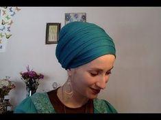 The Regal Wrap Tutorial! Here is a very detailed tutorial on how to do the Regal Wrap - the most ess Turban Tutorial, Head Wrap Tutorial, Head Turban, Turban Hijab, Hair Wrap Scarf, No Slip Headbands, Head Scarf Styles, Turban Style, Scarf Hairstyles