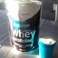 Whey Proteine van Lucovitaal. Neem Whey Proteine na het sporten voor beter spierherstel