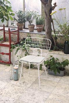 WM String Chairs — MENU
