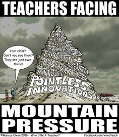 30 Teacher Cartoons That'll Have You Laughing & Crying at the Same Time 30 Teacher Cartoons That'll Have You Laughing & Crying at the Same Tim – Bored Teachers Teacher Humour, Teacher Cartoon, My Teacher, School Teacher, Teacher Stuff, Teacher Gifts, Teachers Be Like, Bored Teachers, Teaching Memes