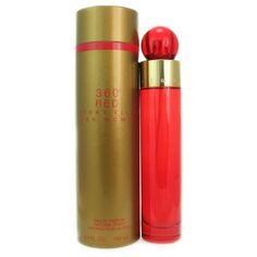 cool Perry Ellis 360 Red By Perry Ellis For Women. Eau De Parfum Spray 3.4 Ounces