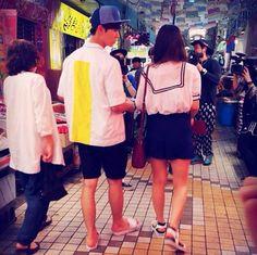 """""""We Got Married"""" BTOB's Yook Sungjae and Red Velvet's Joy"""