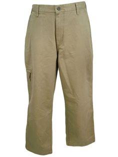Dockers D3 Utility Pants 30x30 Utility Cargo Classic Flat Front Side Zipper NEW #DOCKERS #Cargo