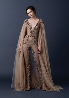 2015 AW Couture | Paolo Sebastian and I want this in white for the party at the end