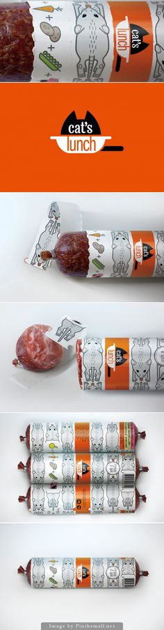 Forget the cat, how about me packaging curated by Packaging Diva PD
