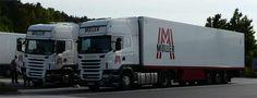 Müller-Transporte,  A - Wiener Neudorf     Scania R TL