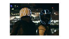 6 cascos de moto con diseños originales que te sorprenderán