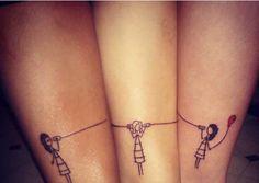 """Résultat de recherche d'images pour """"tatouage entre soeur bonhomme"""""""