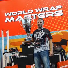 Jim Miller from @millerdecals racks up another win at FESPA #worldwrapmasters2016 - Congratulations!!!   Promoting Wrappers Around the World   Are You On The Map?   WEB: http://ift.tt/1fC1vAh FB: http://ift.tt/1D7uQxf TWITTER: http://www.twitter.com/wrappermapper  #wrappermapper #worldwraps #carwraps #carwrap #vehicle #vehiclewrap #sportscar #exotic #exoticcar #exoticcars #chrome #chromewraps  #carporn #love #beautiful #beauty #cool #awesome #Porsche #masarati  #lamborghini #bmw #mercedes…