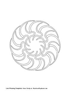 Sunday Circular Template - Feb 2012 by Paint Chip, via Flickr