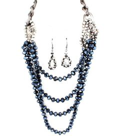 New Jewelry Ideas for WOMEN have been published on Wooden Bling http://blog.woodenbling.com/costume-jewelry-idea-wbbas50821bnblu/.  #Jewelry #WomensJewelry #CostumeJewelry #FashionJewelry #FashionAccessories #Fashion #Fashionstyle #Necklaces  #Bling #Pendants #Chains #SWAG
