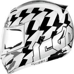 Icon Airmada Stack Hi Viz Helmet Icon Helmets, Biker Helmets, Biker Gear, Motorcycle Helmet Design, Motorcycle Outfit, Cycling Helmet, Bicycle Helmet, Bike Icon, Scooters For Sale