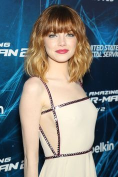 Emma Stone szépségtippjei / JOY.hu #emmastone #celebrity #beauty #stylepiration #redcarpet #spiderman