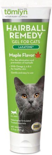 Tomlyn Laxatone Hairball Remedy Gel for Cats Elimination and Prevention of Hairballs Maple Flavor 25 Oz >>> Check out this great product.(This is an Amazon affiliate link and I receive a commission for the sales)