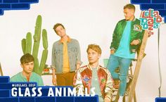 Indie rockers Glass Animals will be playing Lollapalooza Chile in 2017