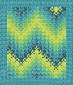 LUMINOUS STARS LAP QUILT    Feeds my fascination with what can be done with the lowly nine patch square.