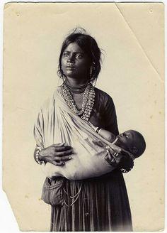 Vintage. India.
