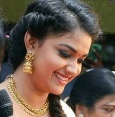 Please visit Our beautiful angel Keerthy Suresh at Salem grand opening of AVR Swarna Mahal to read interesting posts. Beautiful Girl Indian, Most Beautiful Indian Actress, Beautiful Saree, Gorgeous Lady, Beauty Full Girl, Cute Beauty, Beauty Women, Real Beauty, Beautiful Bollywood Actress