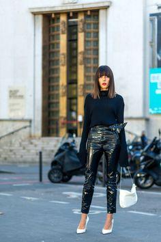Oui Oui! Style from the Street - HarpersBAZAAR.com