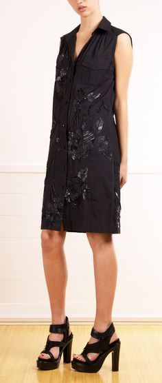 DRIES VAN NOTEN DRESS @Michelle Flynn Coleman-HERS