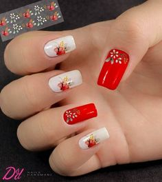 Adesivos de Unhas | Red Beautiful na internet