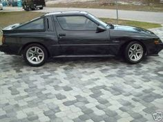 My First Car Ever -1987 Mitsubishi Starion