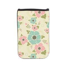 "Nostalgic flowers Nook Cover Beige seamless vintage pattern ""Nostalgic flowers""  $33.79"