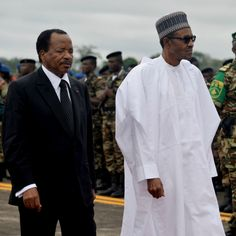 Buhari Biya vow to step up Boko Haram fight