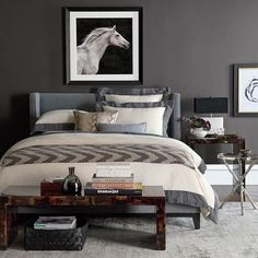 I love the horse photos  Susan Friedman Photography #williamssonoma