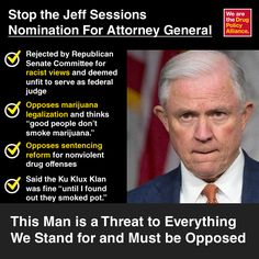 Jeff Sessions is a threat