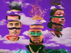 Carnage, G-Eazy & Wiz Khalifa - Wait for Me Mp3 Download Sites, G Eazy, Wiz Khalifa, Wait For Me, The Wiz, Tattoo Drawings, Cover Art, Rap, Waiting