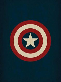 Captain America - visit to grab an unforgettable cool 3D Super Hero T-Shirt!
