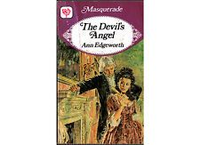 ANN EDGEWORTH – THE DEVIL'S ANGEL Mills & Boon Masquerade Historical Romance #62