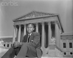 On May 17, 1954 the Earl Warren-led Supreme Court issued its 8-0 decision, Brown v. Board of Education, outlawing school segregation throughout the United States. Just a few months later, Warren and the Court set the example when Charles V. Bush, then 14 years old, was selected as the first African American Supreme Court page.