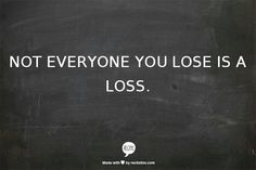 SO TRUE. Good Riddens to you sir, you are not a loss.