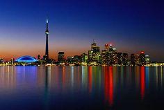 Le migliori città in cui lavorare: Toronto #worklife #job