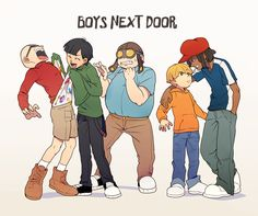 Code Name: Kids Next Door - genderbend