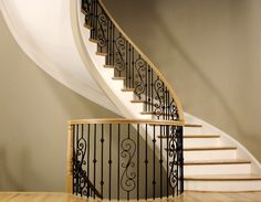 Andronics Construction builds custom staircases. Choose your own style, or let us design a custom staircase specifically for you. Whether you want a curved, spiral, scissor, or a straight stair case; if you envision it, we can design, create, and install your dream staircase!  Choose from a wide selection of metal or wood railings, balusters, welded panels, and handrails to fit the style of your home. Our unbeatable prices will get you the staircase of your dreams!