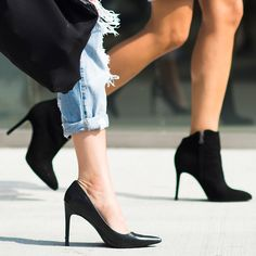 The Indecisive Girl's Guide To Fall Footwear | The Zoe Report
