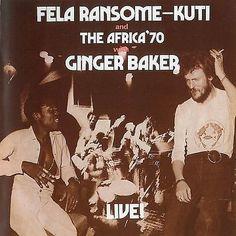 Fela Kuti - Live! With Ginger Baker (1971)-FLAC - http://cpasbien.pl/fela-kuti-live-with-ginger-baker-1971-flac/