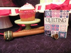 Quilter Cook tablescape