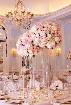 Romantic pink wedding theme Bröllop: Inredning Och Blommor | Mellose.se | Make up & Hairstylist