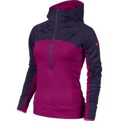 Nike Women's Pro Hyperwarm DriFIT Max Shield Half Zip Hoodie Dick's Sporting Goods