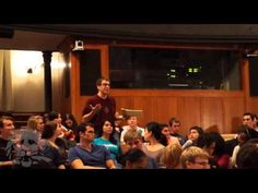 """The Anscombe Society presents """"What is Marriage"""" by Ryan Anderson in McCosh at Princeton University. a great example of discussion and debate on the serious issues that are current.  The protesters respectfully bring up their points about marriage and speaker deals well with it."""