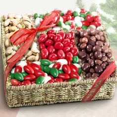 Buy this Happy Holiday Mix from All About Gifts and Baskets today!