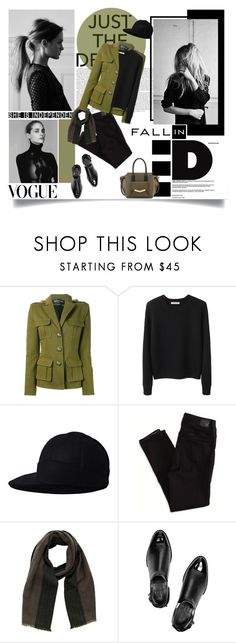"""My style 200"" by a-a-nica ❤ liked on Polyvore featuring Balmain, Organic by John Patrick, Clyde, American Eagle Outfitters, Loro Piana, Alexander Wang and Time's Arrow"